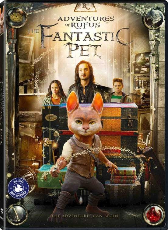 [MOVIES] Adventures of Rufus: The Fantastic Pet (2020)