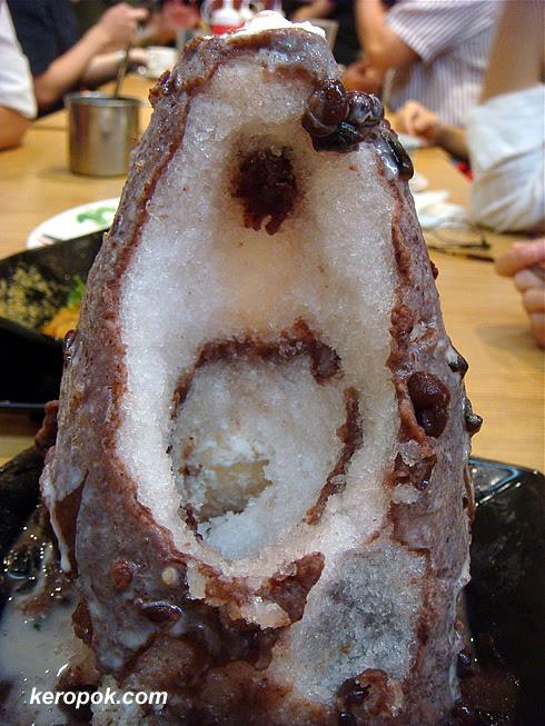 "The ""Ice Kacang"""