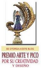 "PREMIO: ""ARTE Y PICO II"""