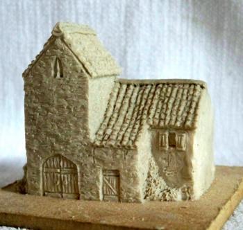 6mm Spanish farmhouse