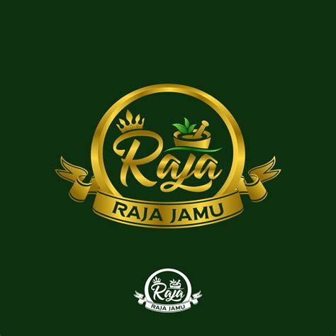 gallery desain logo  produk jamu herbal