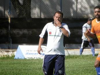 Rafael Andrade, técnico do Nacional-PR (Foto: Divulgação/NAC)