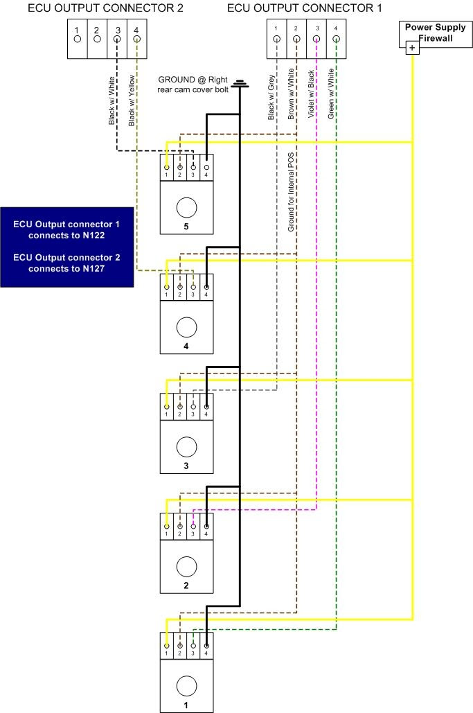 3 Pin Ignition Coil Wiring Diagram