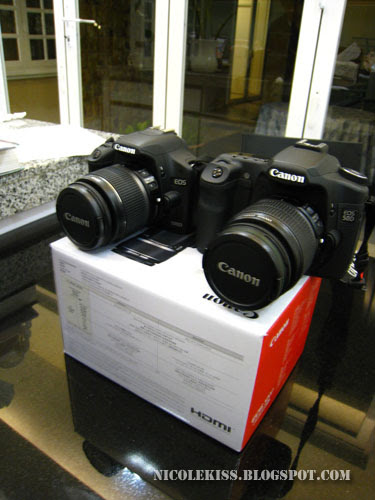 500D and 50D