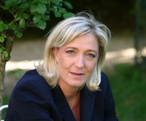 Marine Le Pen favorable au statut d'êtres sensibles pour les animaux