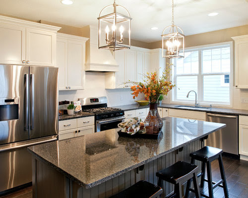 Model Home Kitchens Home Design Ideas, Pictures, Remodel ...