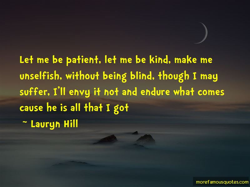 Quotes About Being Patient And Kind Top 12 Being Patient And Kind