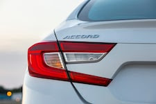 2018 Honda Accord tail light