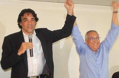 PMDB confirmará nesta sexta Edinho ao governo e Gastão ao Senado. Só falta o vice