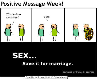 Cyanide and Happiness Comics