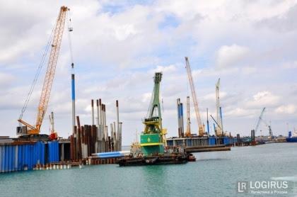 Государству и бизнесу предлагают развивать Приморские порты «вскладчину»