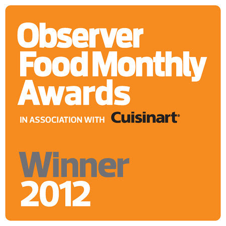 Best Food Blog 2012
