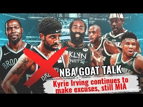 Kyrie Irving out again for showdown vs. Bucks