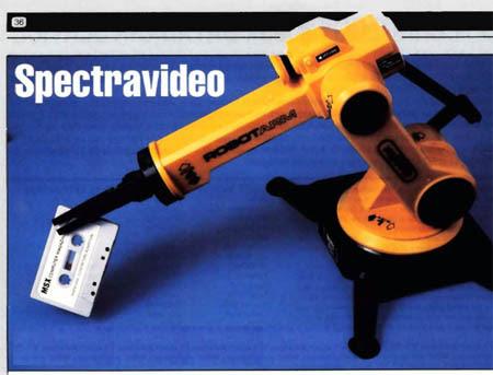 SVI-2000 Robotarm Spectravideo