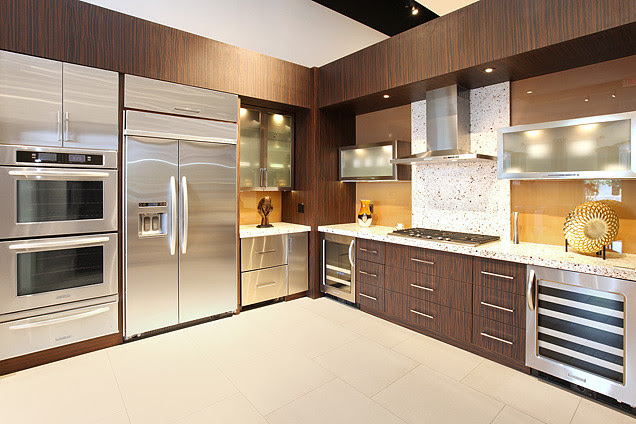 Contemporary and modern kitchens: what is the difference ...