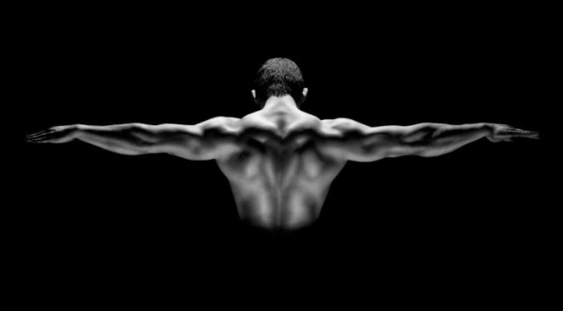 تقوية عضلات الظهر العلوية