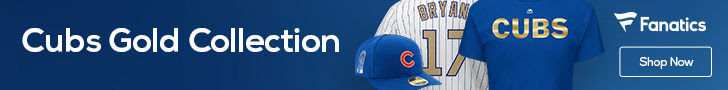 Celebrate a Historic World Series  win in Chicago Cubs Gold Collection Gear from Fanatics.com