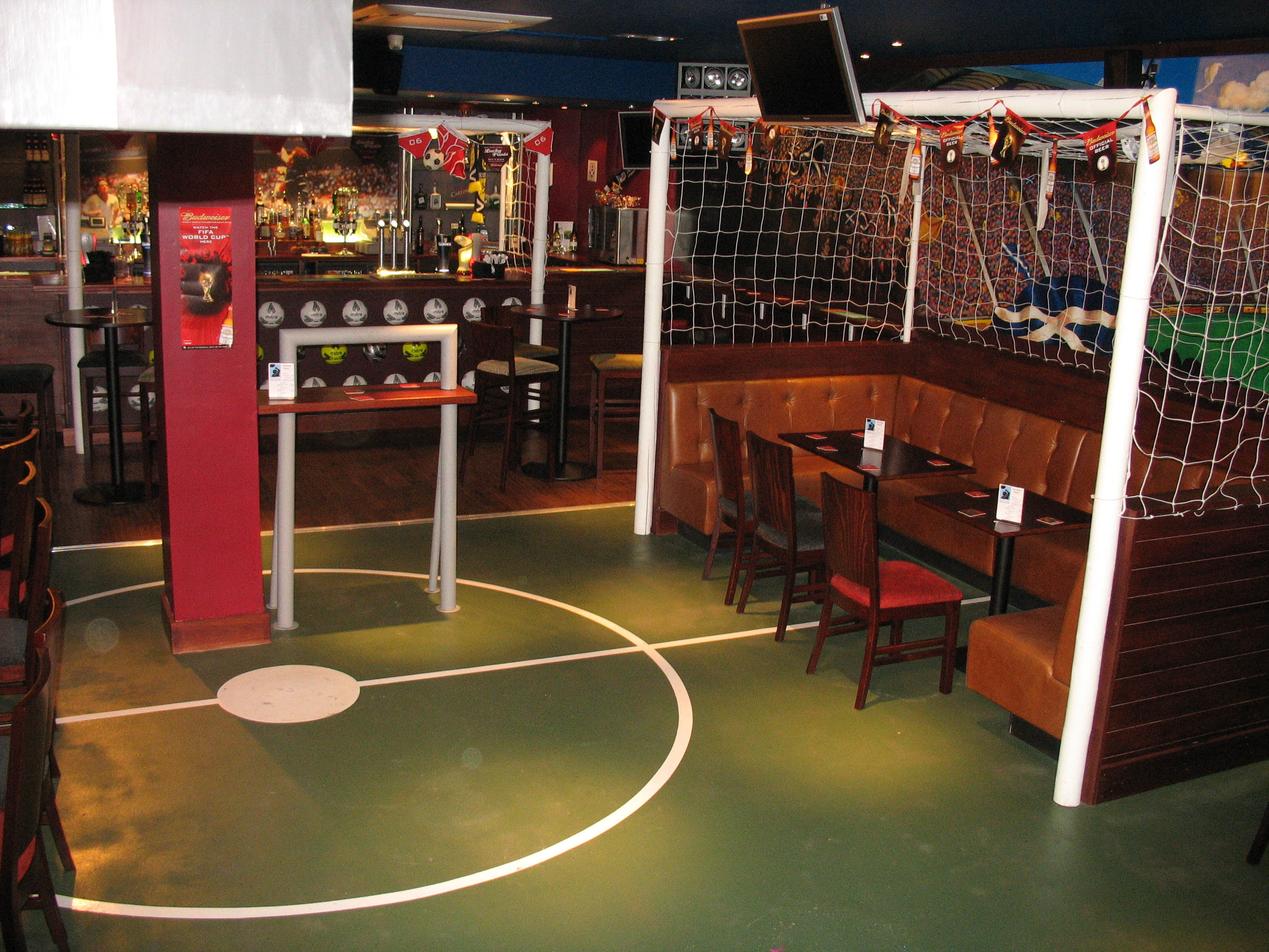 Hospitality And Entertainment Flooring