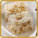 Puffed Rice Crackers