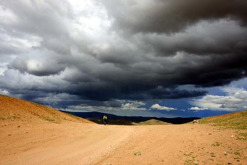 Cloudy Skies 1