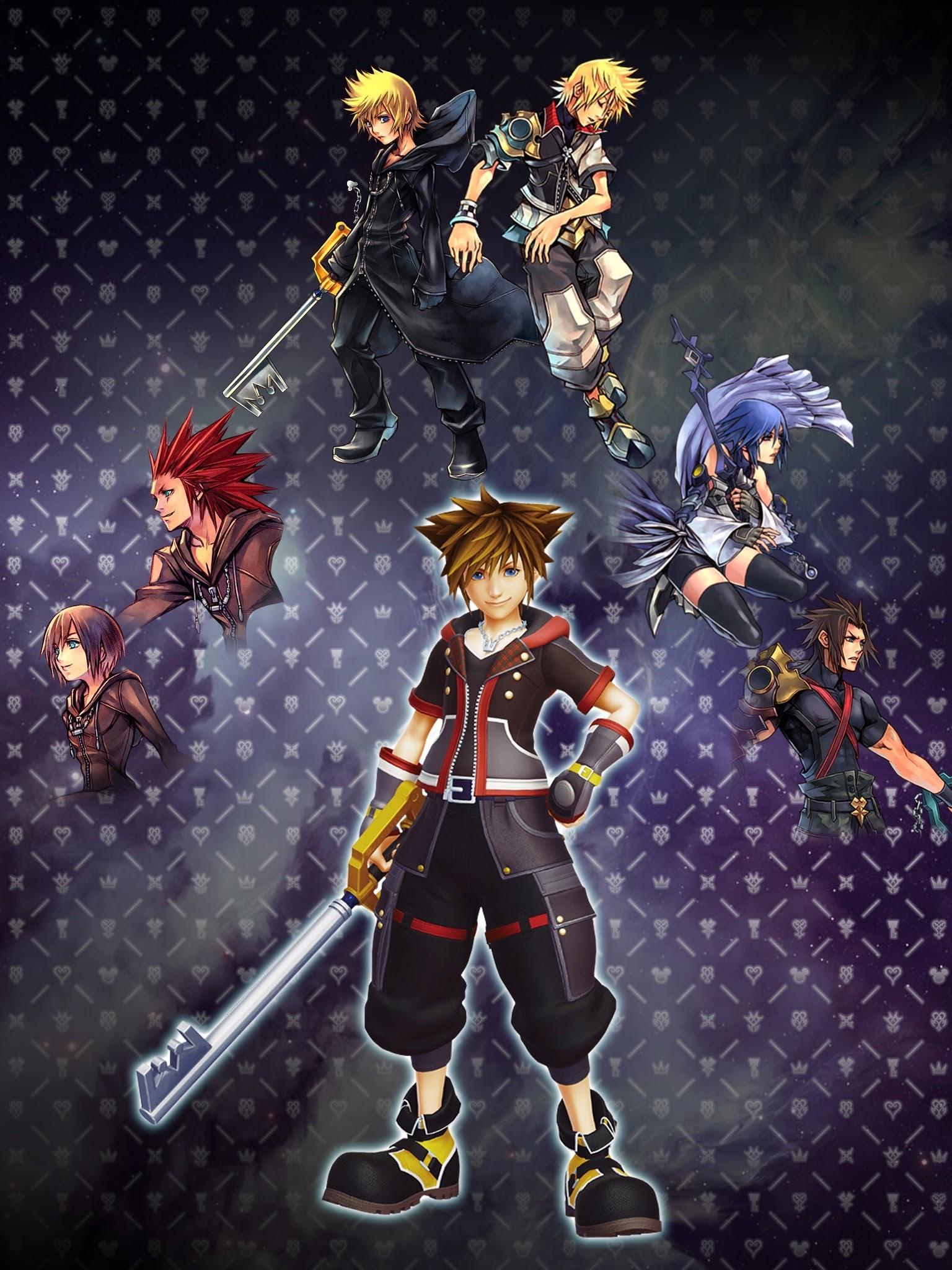 Kingdom Hearts Wallpaper Iphone 59 Images