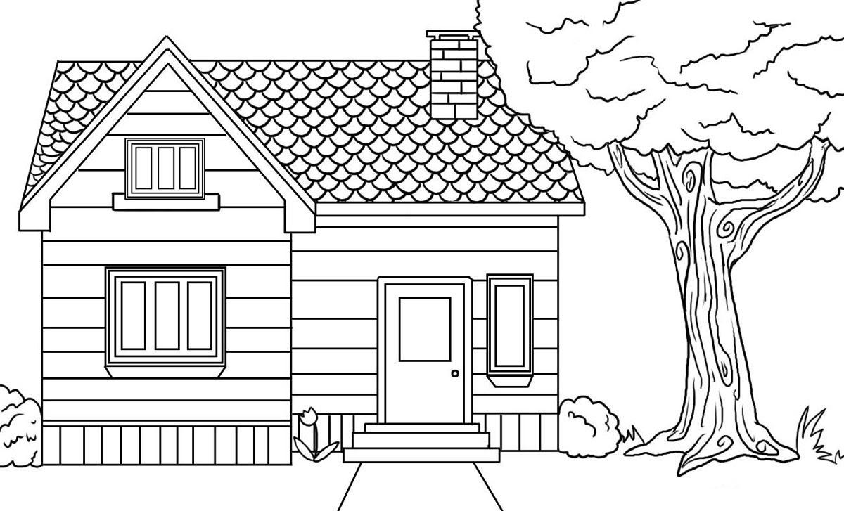 Ev Boyama Sayfaları Sınıf öğretmenleri Için ücretsiz özgün Etkinlikler