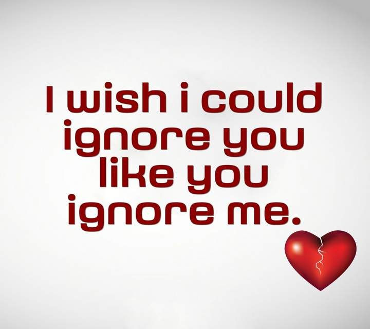 Quotes About Crush Ignoring You 20 Quotes