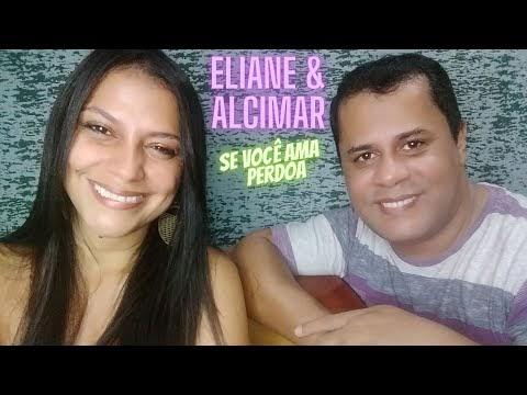 Racyne e Rafael |Se você ama perdoa| Eliane e Alcimar -acustico