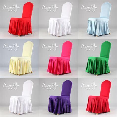 wedding seat cover spandex wedding chair cover/cheap