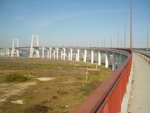 Ponte Edgar Cardoso na Figueira da Foz
