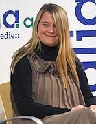 Natascha Kampusch nel 2010