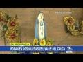 ROBO A LA CAPILLA DEL BARRIO EL ROSARIO-VIDEO