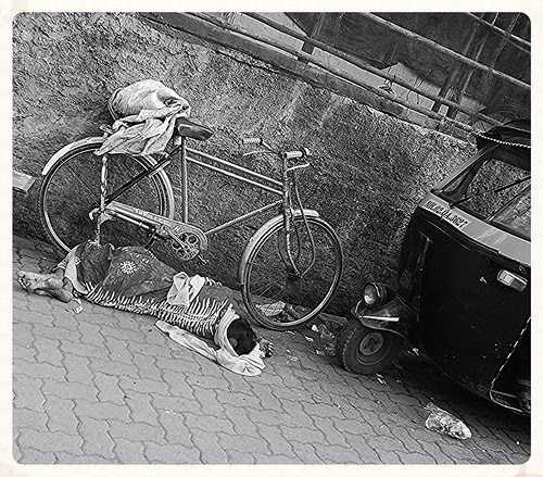 Bandra Bazar Road Has Many Drunken Souls Too by firoze shakir photographerno1