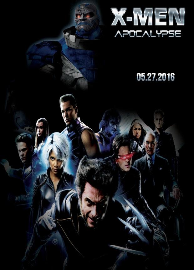 Regarder X-Men: Apocalypse En streaming