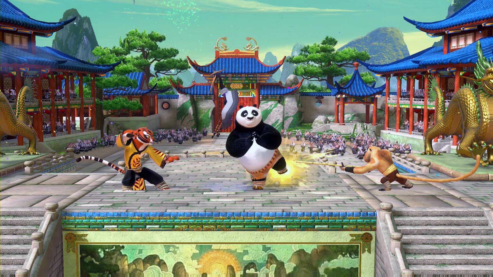 Juegos Pandas