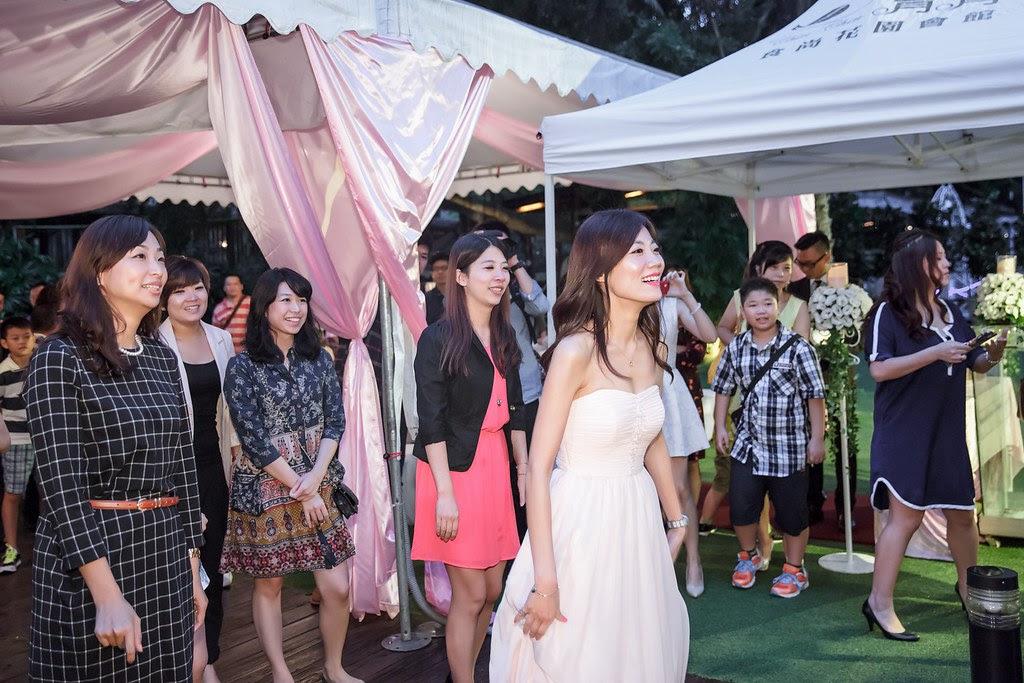 106青青時尚會館戶外婚禮
