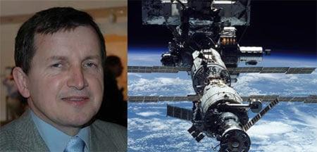 Charles Simonyi and International Space Station