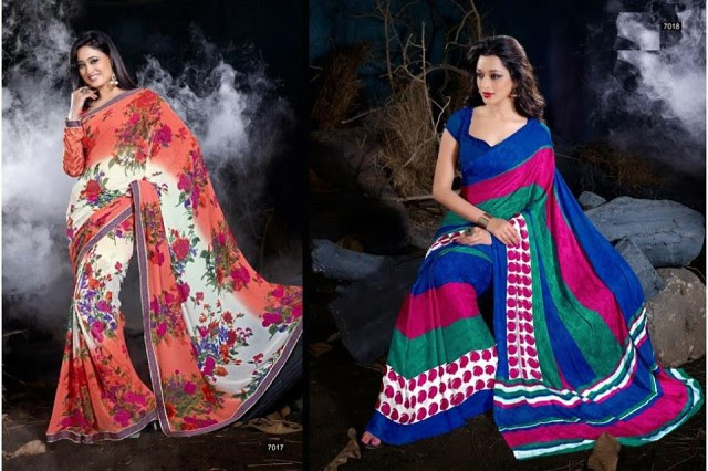 Womens-Girl-Wear-Beautiful-Sari-New-Fashion-Color-Printed-Saris-by-Prerna-Poly-Georgette-Sarees-10
