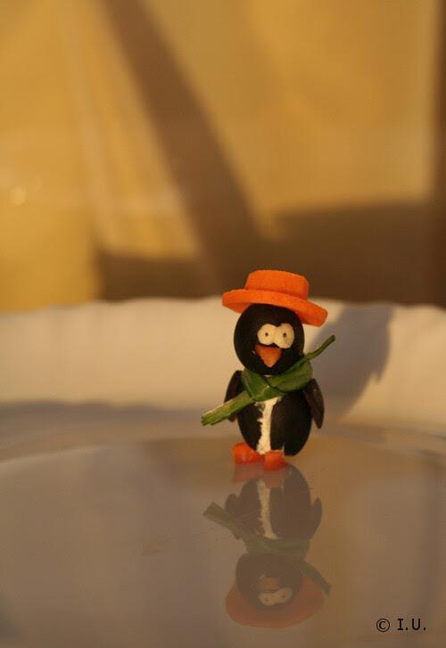 Nice little penguin
