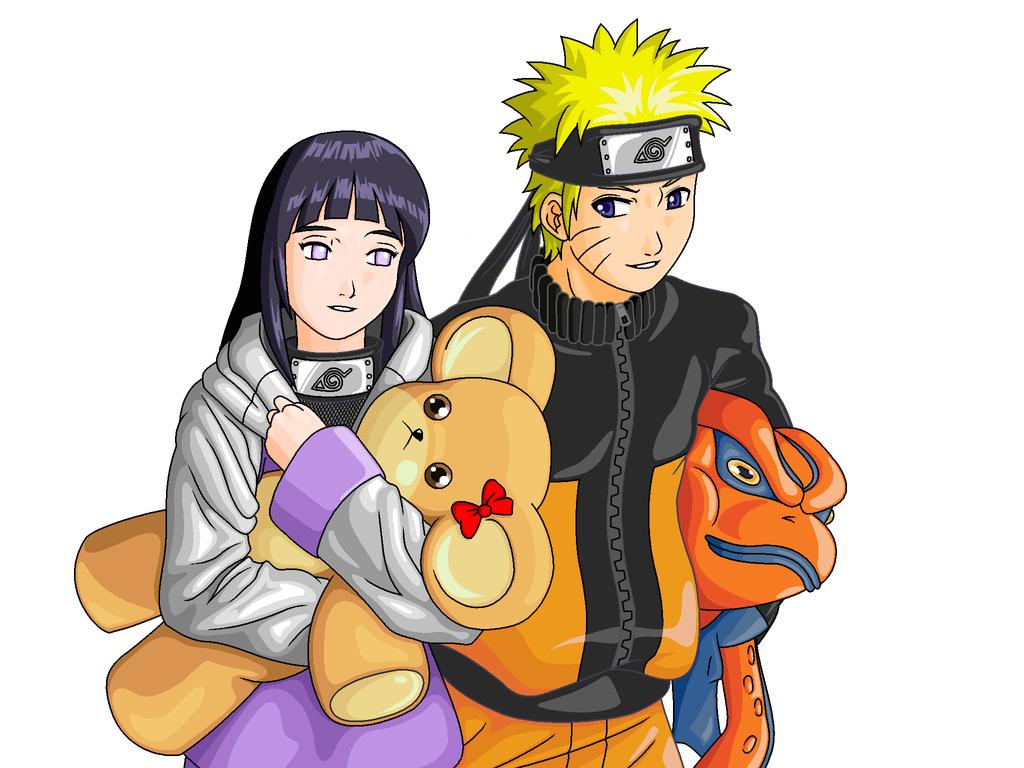 Naruto x Hinata: First Date by Avian07 on DeviantArt