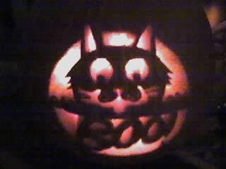 Shelly's Pumpkin 2005