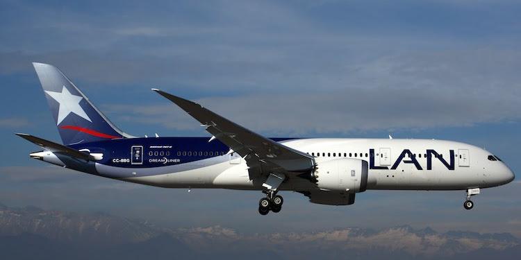 Lan Chile Airlines Australia