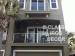 Balconies and Balcony Railing - Classic Iron Decor, Inc.