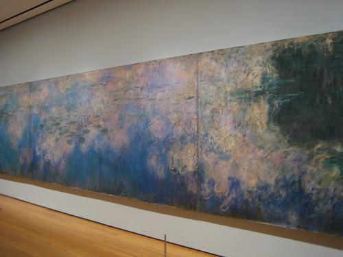 Water Lilies, 1914-26, Claude Monet _7476