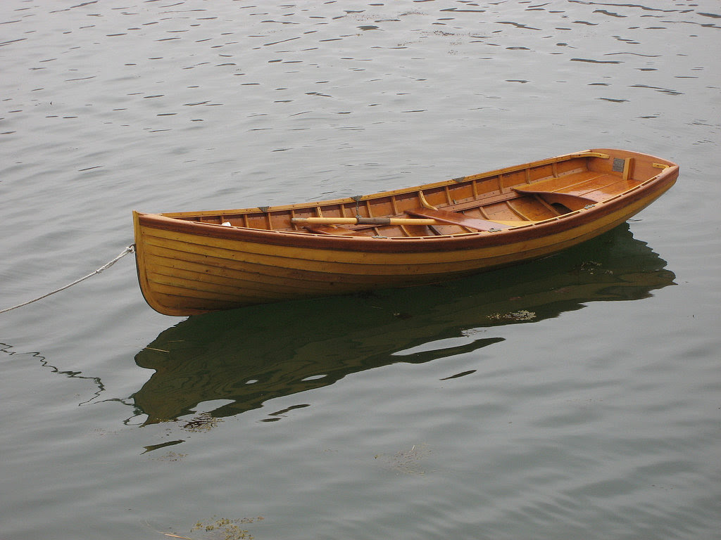 Why use wood to build boats? | intheboatshed.net