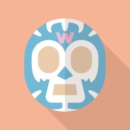 トップコレクション プロレス マスク イラスト 無料のイラストやかわいいテンプレート