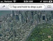 Le mappe di iOS 6