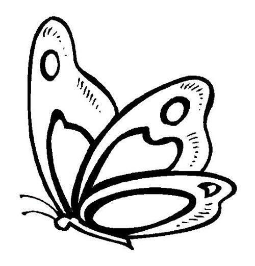 Dibujos De Mariposas Dibujos