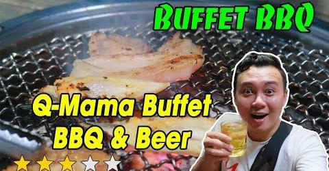 Review Q-Mama Buffet BBQ & Beer ✅ 635a Nguyễn Trãi, phường 11, Quận 5, TP Hồ Chí Minh