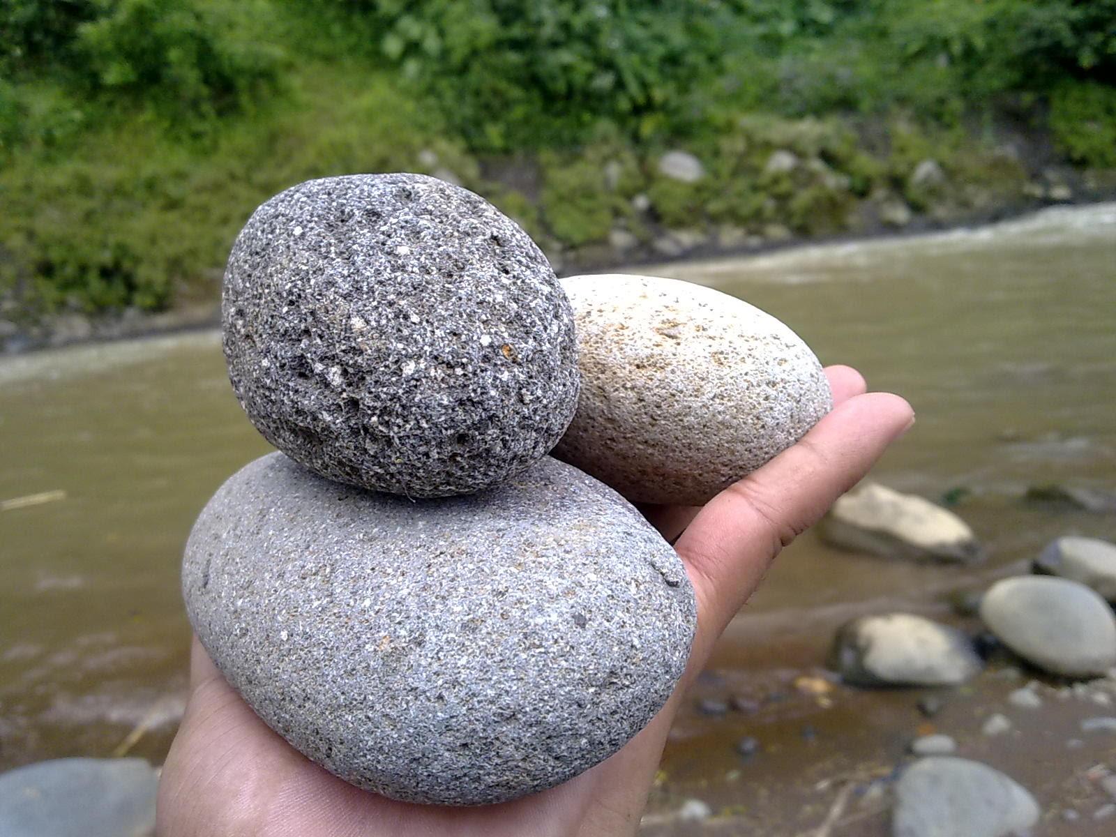 Koleksi Mewarnai Gambar Batu